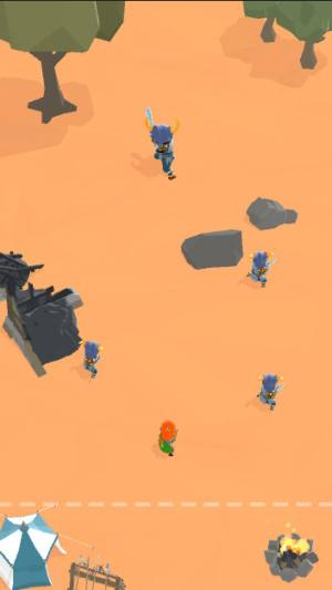 孤军队伍游戏安卓版图片1