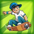 滑冰男孩游戏