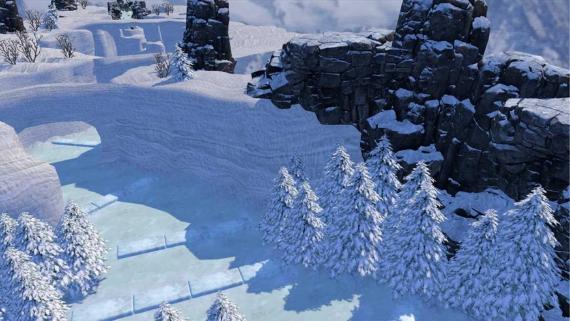 体感滑雪VR游戏安卓版图1: