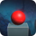 小红球冒险手机游戏