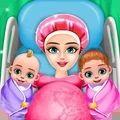 双胞胎成长日记游戏