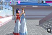 樱花校园模拟器冰雪奇缘版在哪里能玩?新版本冰雪奇缘入口位置分享[多图]