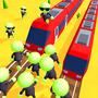 火车vs僵尸3D游戏