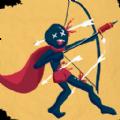 超级英雄弓箭手游戏