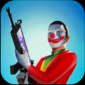 哥谭小丑射击游戏