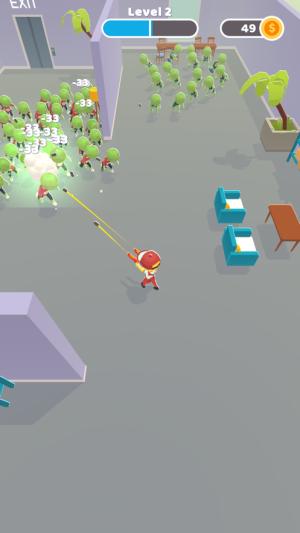 Guy vs Zombies游戏图1