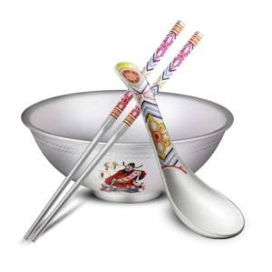 一个碗一双筷子三个勺子图片图1