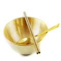 一个碗一双筷子三个勺子图片