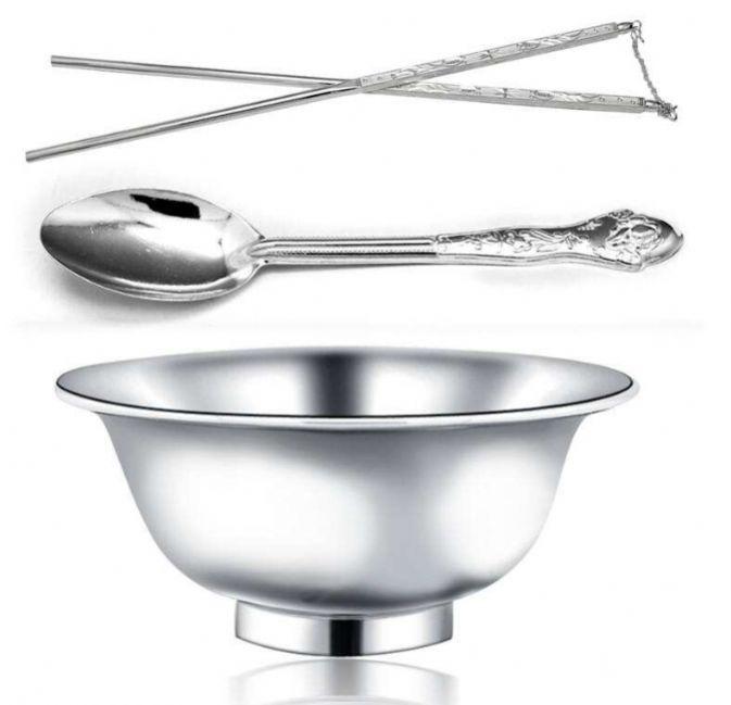 抖音一个碗一双筷子三个勺子什么意思?一个碗一双筷子三个勺子梗介绍[多图]图片2