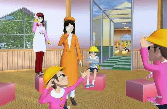 樱花校园模拟器扒衣服怎么下载?最新版本扒衣服教程[多图]图片1