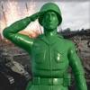 玩具士兵军队战斗游戏