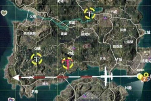 和平精英特斯拉展厅位置分布:特斯拉展厅刷新点地图坐标[多图]图片1