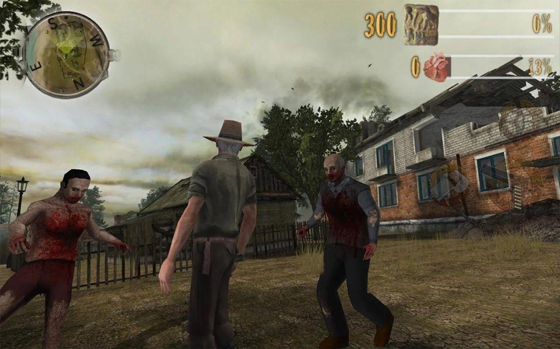 僵尸要塞进化游戏无限血量破解版图3: