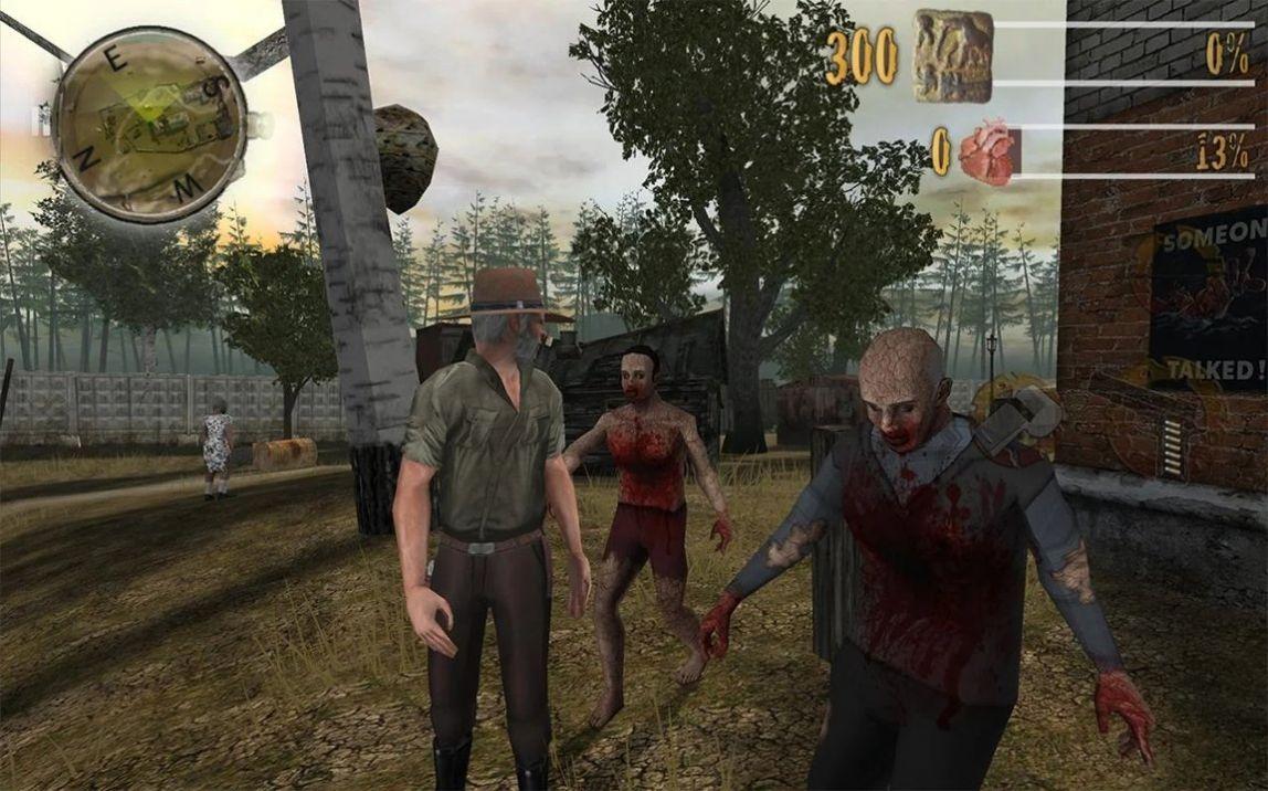 僵尸要塞进化游戏无限血量破解版图5: