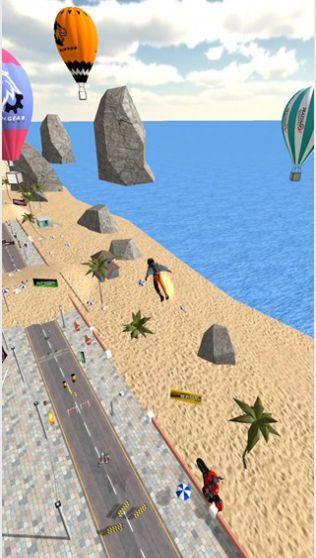 疯狂摩托飞跃城市游戏安卓版图3: