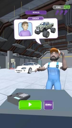 汽车制造商3D游戏图1