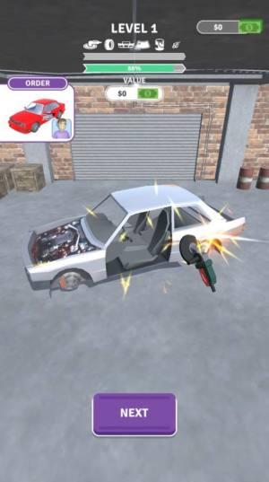 汽车制造商3D游戏图3