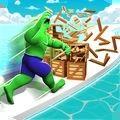 绿巨人冲冲冲游戏
