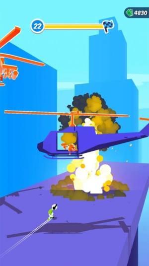火柴人滑板英雄3D破解版图5