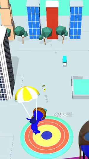 跳伞吃鸡游戏图3