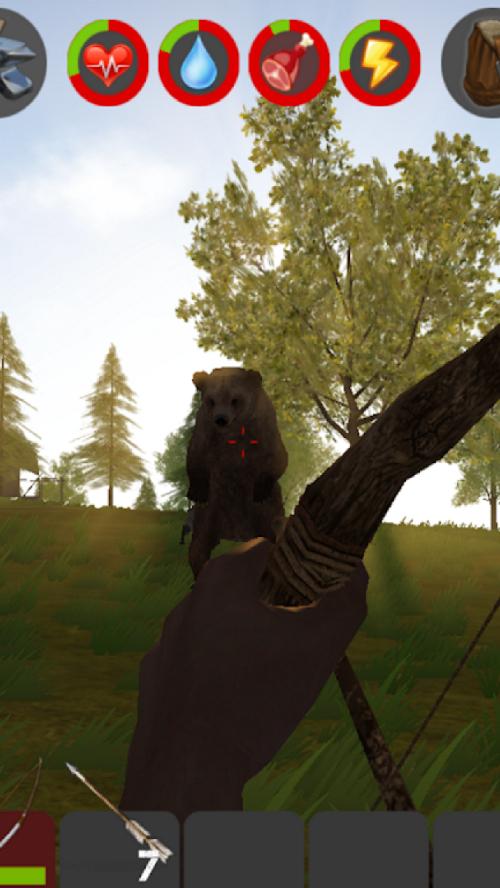 荒岛生存失落方舟游戏安卓版图4: