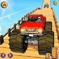 怪兽卡车山地车特技游戏卡车全解锁版 v1.1