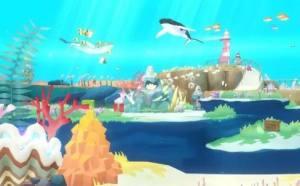 深海水族馆世界破解版图2