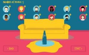 为朋友旋转瓶子游戏图5
