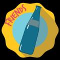 为朋友旋转瓶子游戏