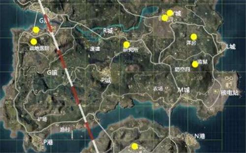 和平精英k城的密室在哪里?火力对决2.0k城密室位置一览[多图]