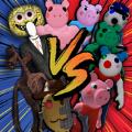 警笛头vs小猪大战游戏安卓官方版 v1.1