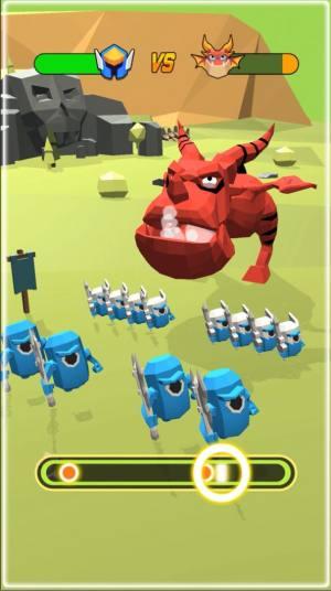 击败怪兽游戏图1