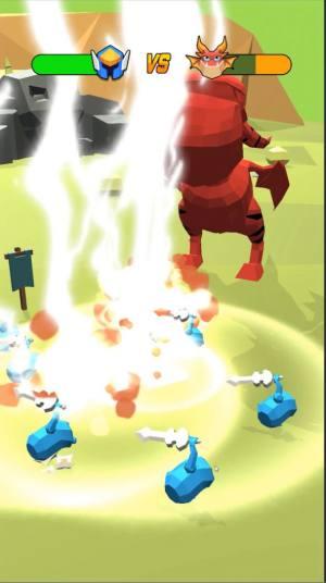 击败怪兽游戏图2