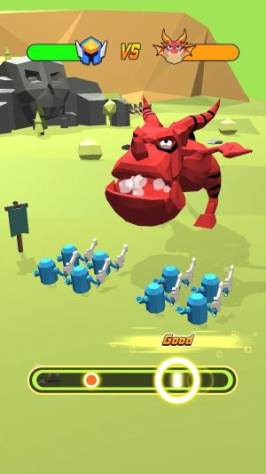 击败怪兽游戏安卓版图片1