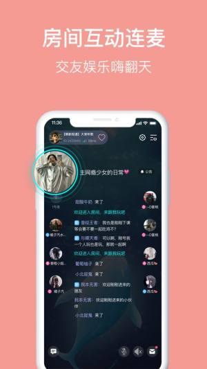 Meet语音软件App安卓版图片1