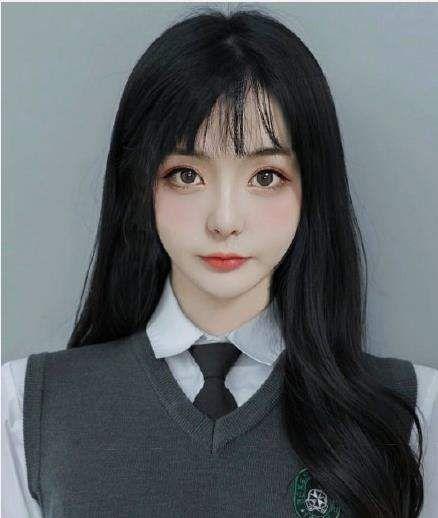 抖音韩国证件照原图高清图:韩国证件照模板素材图片大全[多图]图片1