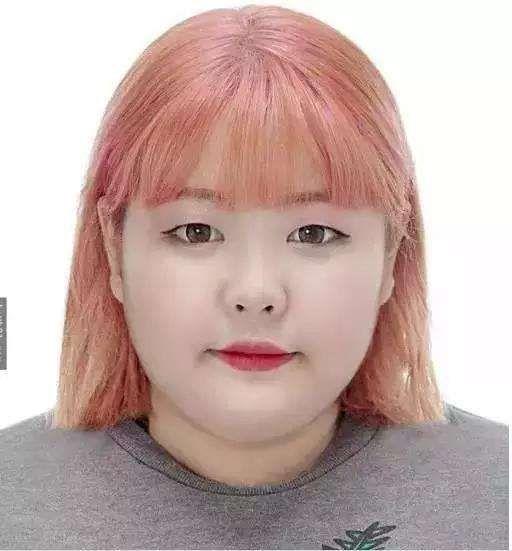 抖音韩国证件照原图高清图:韩国证件照模板素材图片大全[多图]图片6