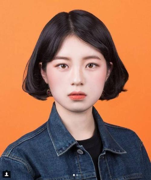 抖音韩国证件照原图高清图:韩国证件照模板素材图片大全[多图]图片9