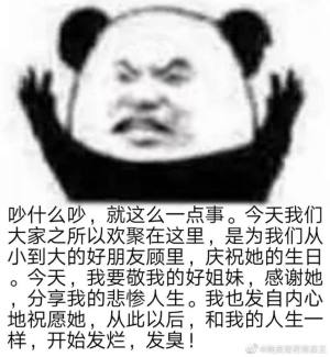 顾里生日台词表情包图2