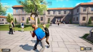 学校里的恶霸游戏中文手机版(Bad Guys at School)图片1