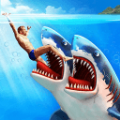 双头鲨鱼攻击游戏