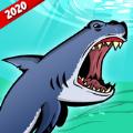 愤怒的鲨鱼夏季冒险游戏