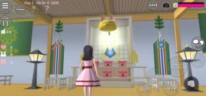 樱花校园模拟器婴儿车怎么坐上去?婴儿车乘坐方法一览图片2