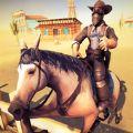西部警长赏金狩猎西部牛仔游戏