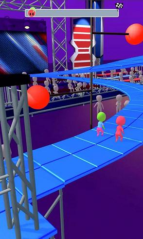 糖豆人障碍赛跑游戏图1