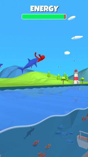 吃人鲨鱼游戏图4