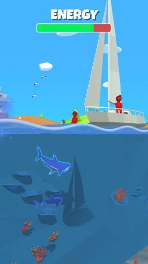 吃人鲨鱼游戏手机版图片1