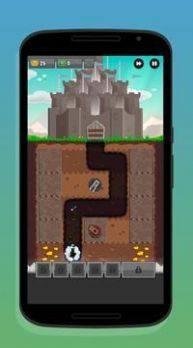 防守与挖掘游戏图1
