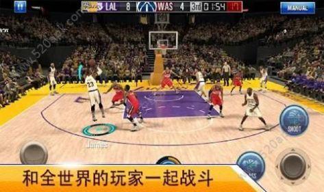 nba2kmobile手游下载安卓苹果中文版