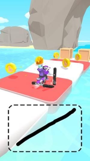 画车轮子的游戏图4